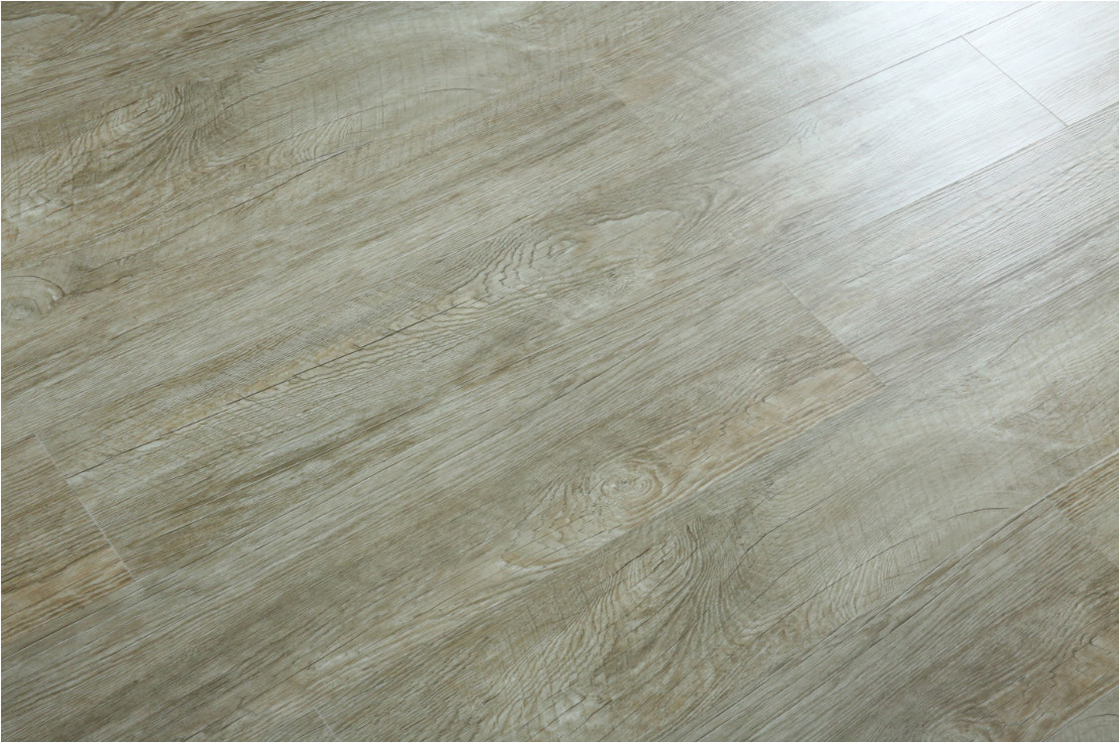 Moisture Proof Vinyl Tile Deep Embossed Lvt Plank Covering High Wear Resistance Pvc